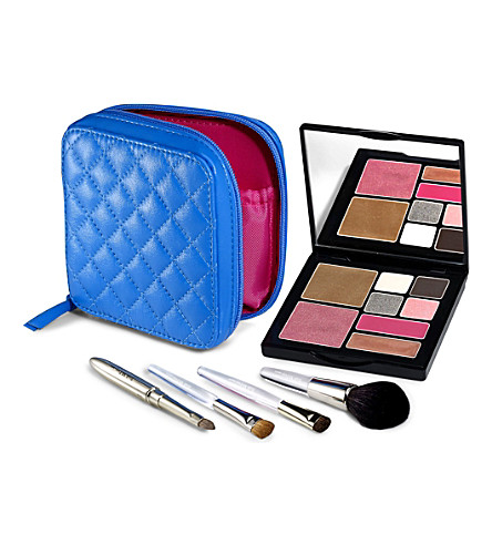 TRISH MCEVOY Deluxe Portable Beauty® Collection Azure