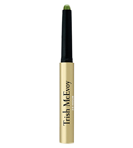 TRISH MCEVOY 24–Hour Eyeshadow & Liner - Smokey Emerald