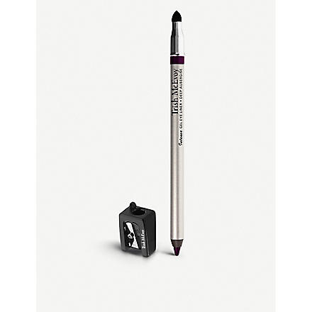 TRISH MCEVOY Intense gel eyeliner - Black