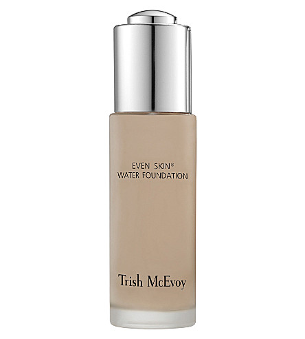 TRISH MCEVOY Even Skin Water Foundation (Fair