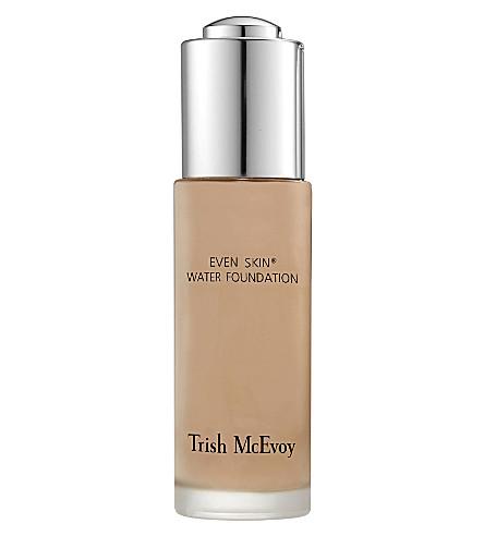TRISH MCEVOY Even Skin Water Foundation (Medium+2