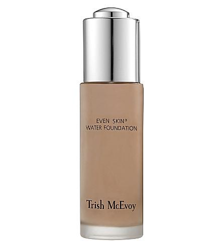 TRISH MCEVOY 均匀皮肤水基础 (Tan+1