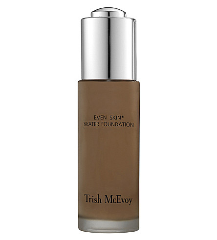 TRISH MCEVOY Even Skin Water Foundation (Dark