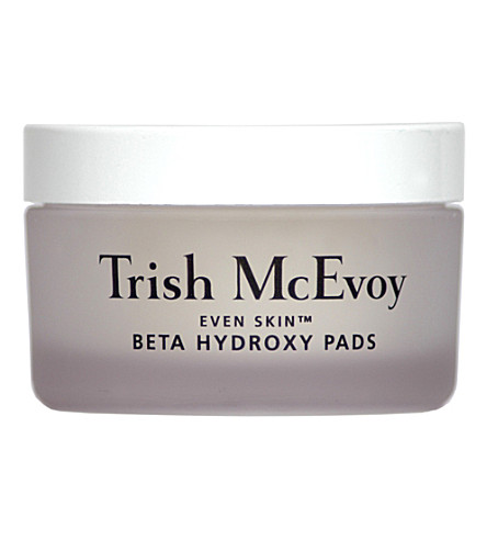 TRISH MCEVOY Even Skin Beta Hydroxy Pads 40