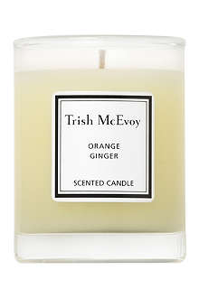 TRISH MCEVOY Orange Ginger scented candle