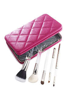 TRISH MCEVOY Effortless Beauty deluxe travel brush set
