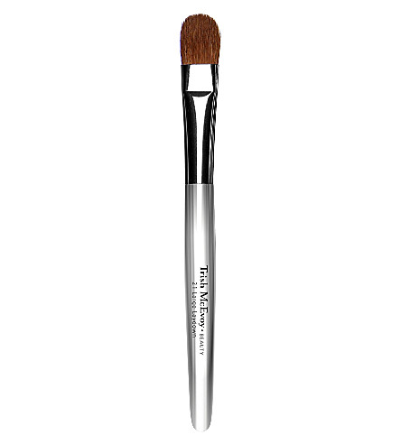 TRISH MCEVOY Brush 21 Large Laydown Brush