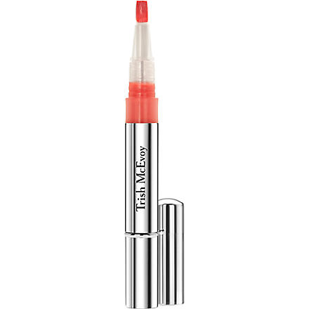 TRISH MCEVOY Flawless Lip Colour (Coral+shimmer