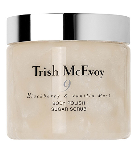 TRISH MCEVOY N° 9 Blackberry & Vanilla Musk Body Polish Sugar Scrub 520g