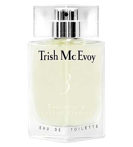 TRISH MCEVOY N° 3 Snowdrop & Crystal Flowers 50ml