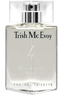 TRISH MCEVOY N° 4 Gardenia Musk eau de toilette 50ml