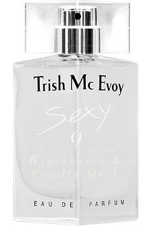 TRISH MCEVOY Sexy 9 Blackberry & Vanilla Musk 50ml
