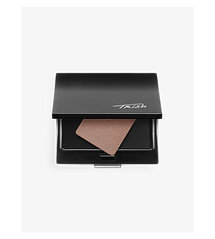 TRISH MCEVOY Glaze Eyeshadow (Cafe+latte