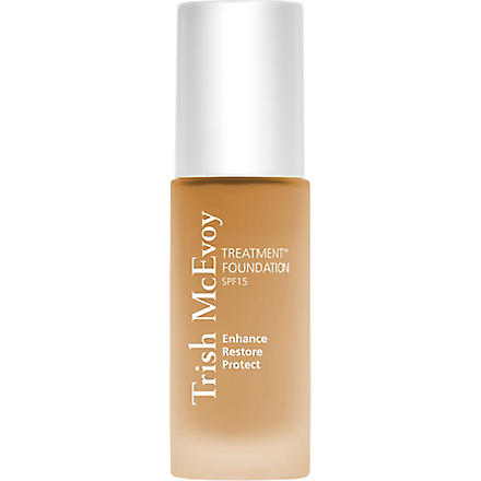 TRISH MCEVOY Treatment Foundation SPF 15 (Caramel