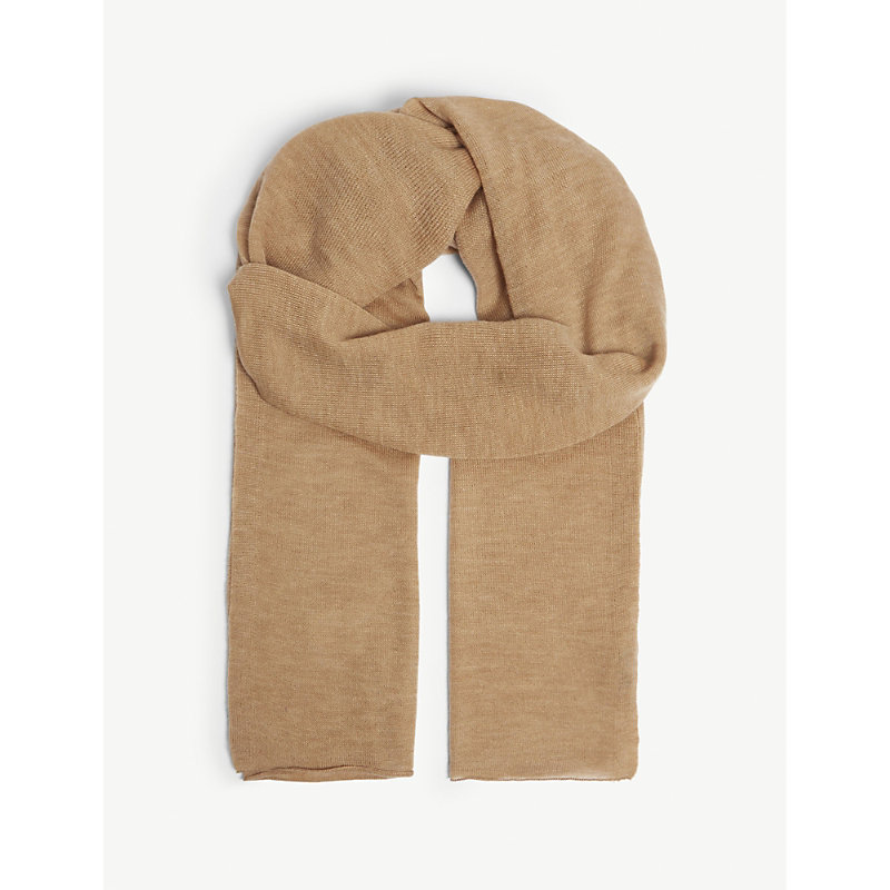 TUBE CASHMERE SCARF