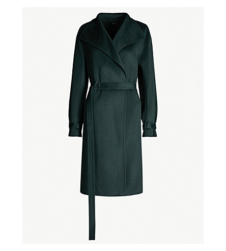 JOSEPH New Lima wool and cashmere-blend coat (Bermuda
