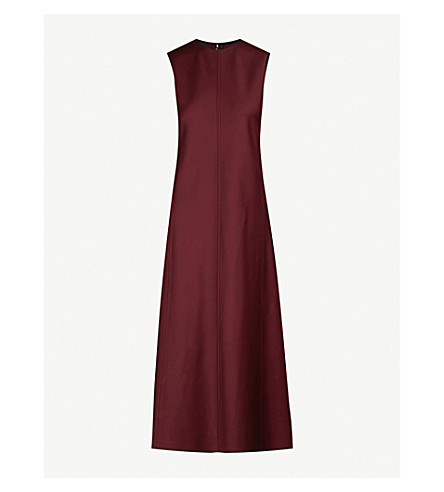 JOSEPH Double satin sutton dress (Morgon