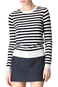 JOSEPH Sailor cashmere jumper