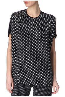 JOSEPH Polka-dot top