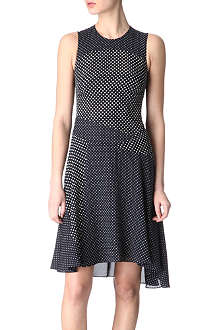 JOSEPH Juliette printed dress