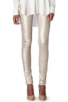 JOSEPH Nappa leather leggings