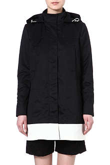 JOSEPH Techno taffeta coat