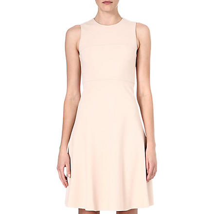 JOSEPH Doll sleeveless dress (Nude