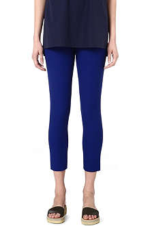 JOSEPH Tony gabardine cropped trousers