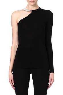 JOSEPH One sleeve top