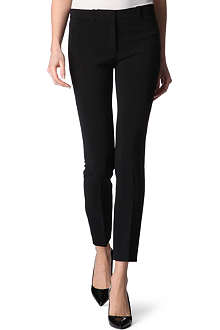 JOSEPH Eliston crepe trousers