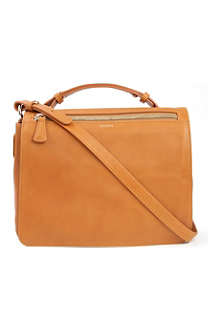 JOSEPH Postman leather bag