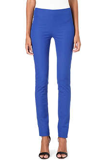 JOSEPH Gabardine stretch leggings