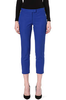 JOSEPH New Queen Gabardine cropped trousers