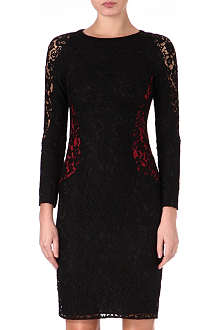 JOSEPH Alicia lace dress
