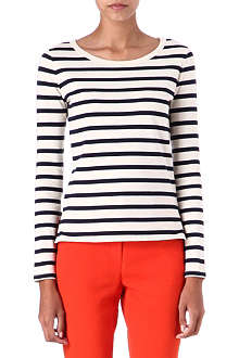 JOSEPH Nautical long-sleeved top