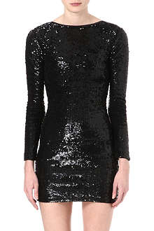 JOSEPH Lola sequin dress