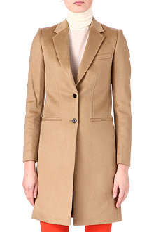 JOSEPH Man wool-blend coat