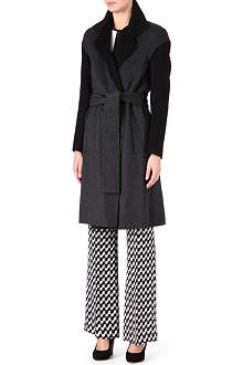 JOSEPH Dawson double-faced cashmere coat