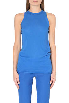 JOSEPH Sleeveless cashmere top