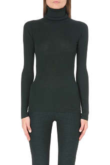 JOSEPH Cashmere roll-neck jumper