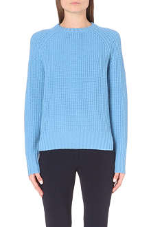 JOSEPH Ribbed wool-blend jumper
