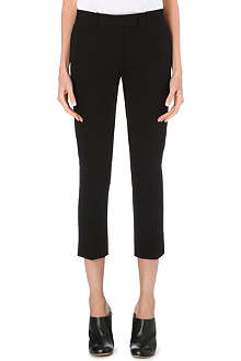 JOSEPH Cotton stretch trousers