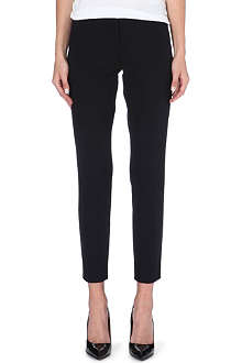 JOSEPH New Eliston stretch-cotton trousers