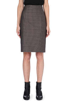 JOSEPH Cravate-jacquard pencil skirt