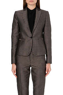 JOSEPH New Jaguar jacquard jacket