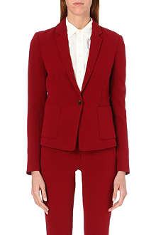 JOSEPH Jasper stretch-crepe jacket