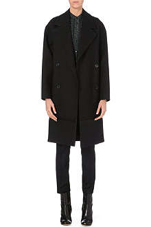 JOSEPH Maubert diamond jacquard coat