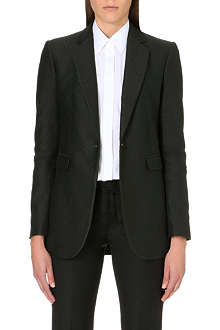 JOSEPH Laurent diamond jaquard jacket