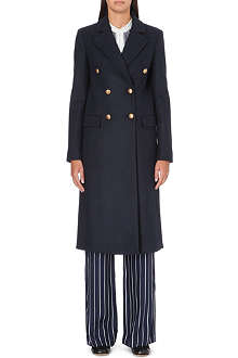 JOSEPH Ziggy double-breasted wool coat