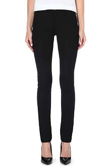 JOSEPH Nino stretch-gabardine trousers